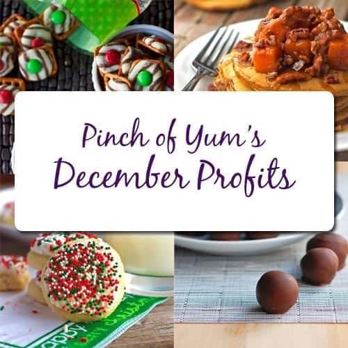 December Income Report - $277.19