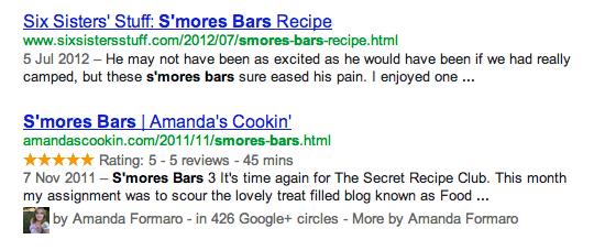 Smores Bars