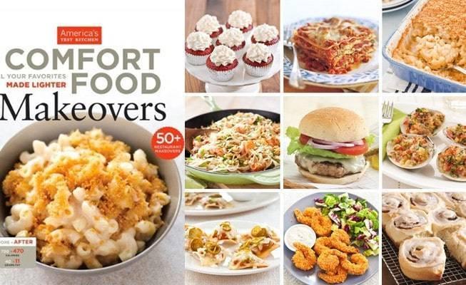 Comfort Food Makeovers.