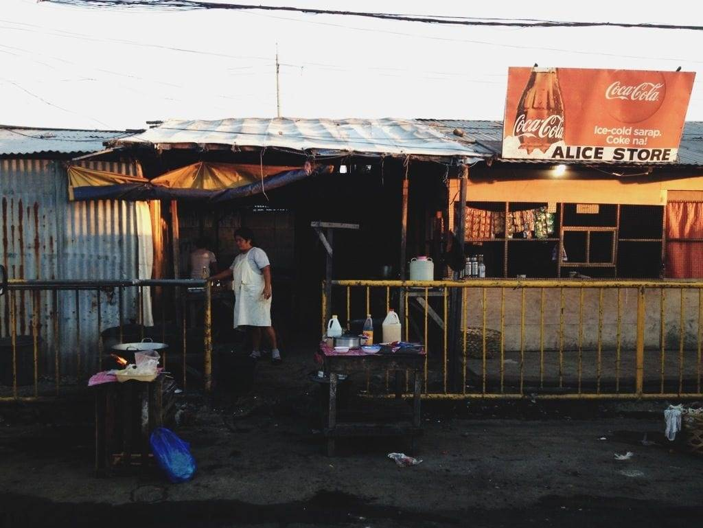 Market in Cebu.