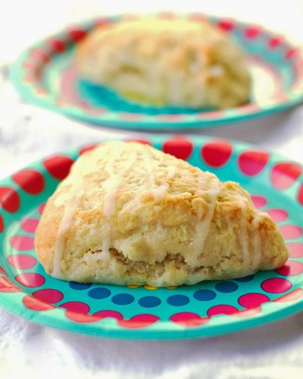Citrus Scones - so incredibly moist and delicious! | pinchofyum.com