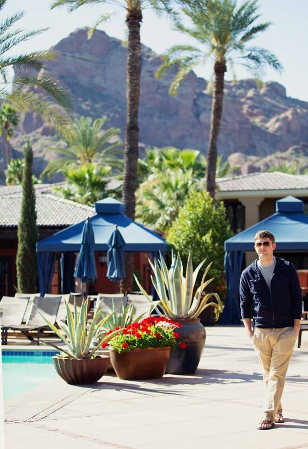 Montelucia Resort and Spa.
