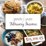 February Traffic and Income Report – $13,114.95