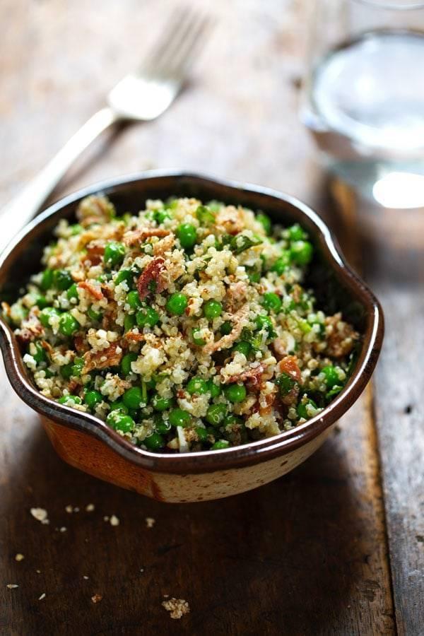 Quinoa Salad in a bowl.