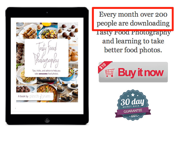 Social Proof on Sales Page - Below the Fold.