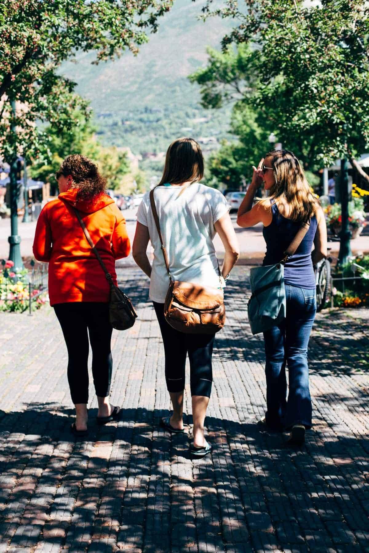 Girls' Trip to Aspen and The Little Nell | pinchofyum.com