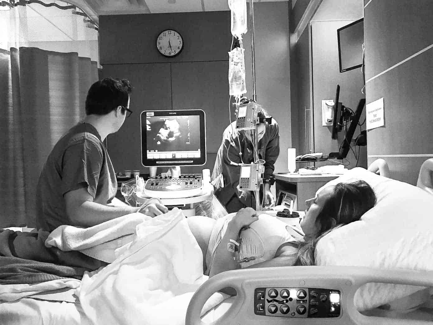 Afton's Birth Story | pinchofyum.com