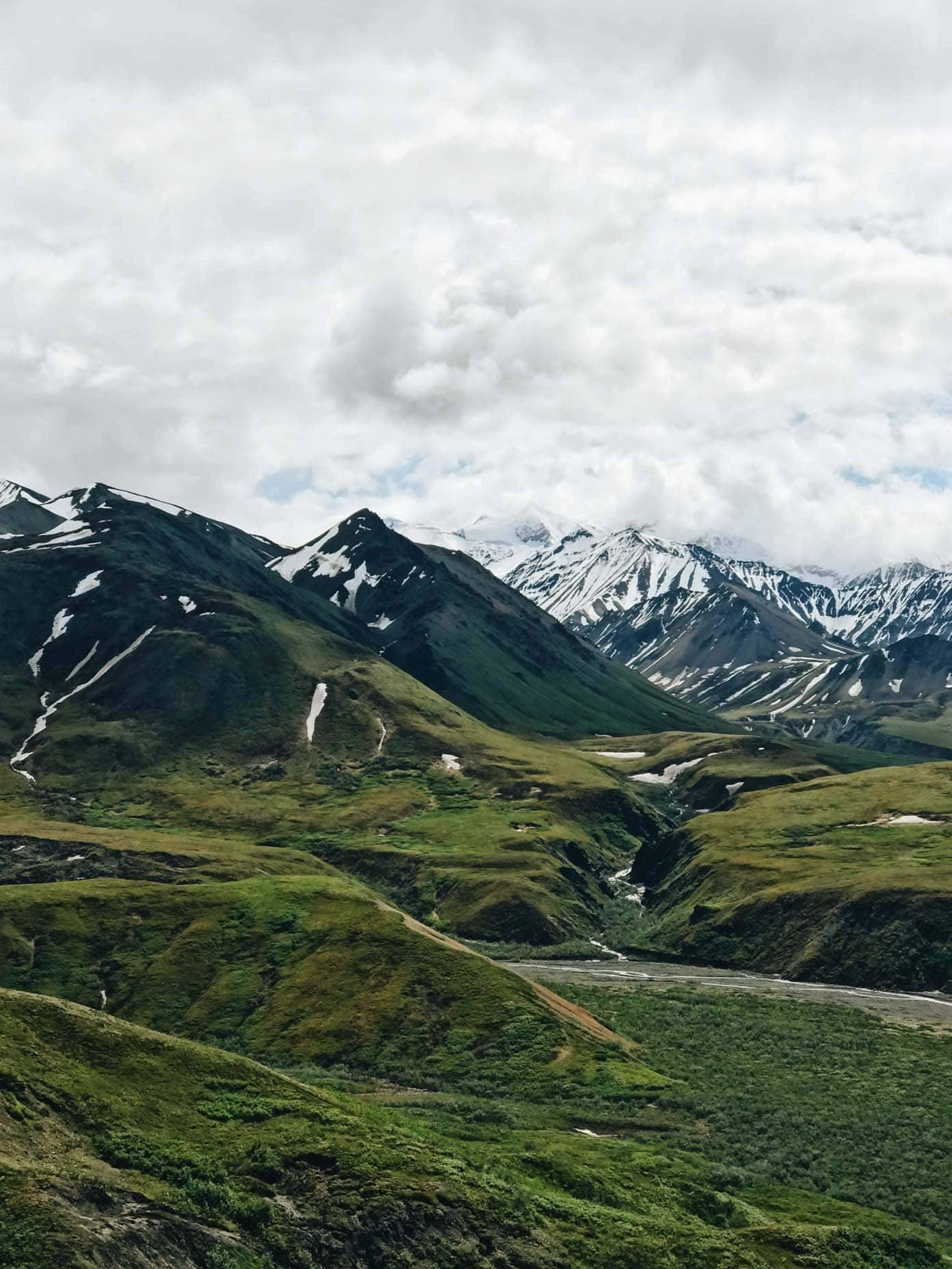 Alaska 39 One Thousand Miles of Alaska