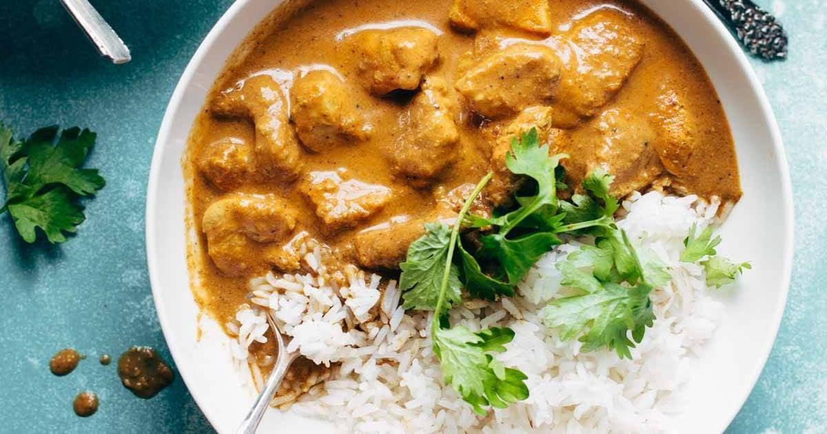 Image result for Chicken tikka masala