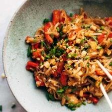 Chili Garlic Instant Pot Noodles