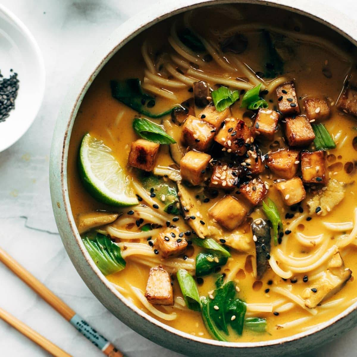 13 Simple Asian-Inspired Noodles
