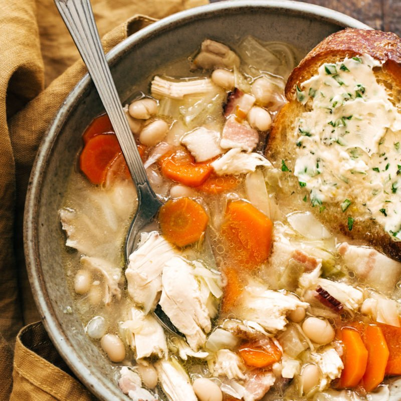 A picture of Country Chicken Stew
