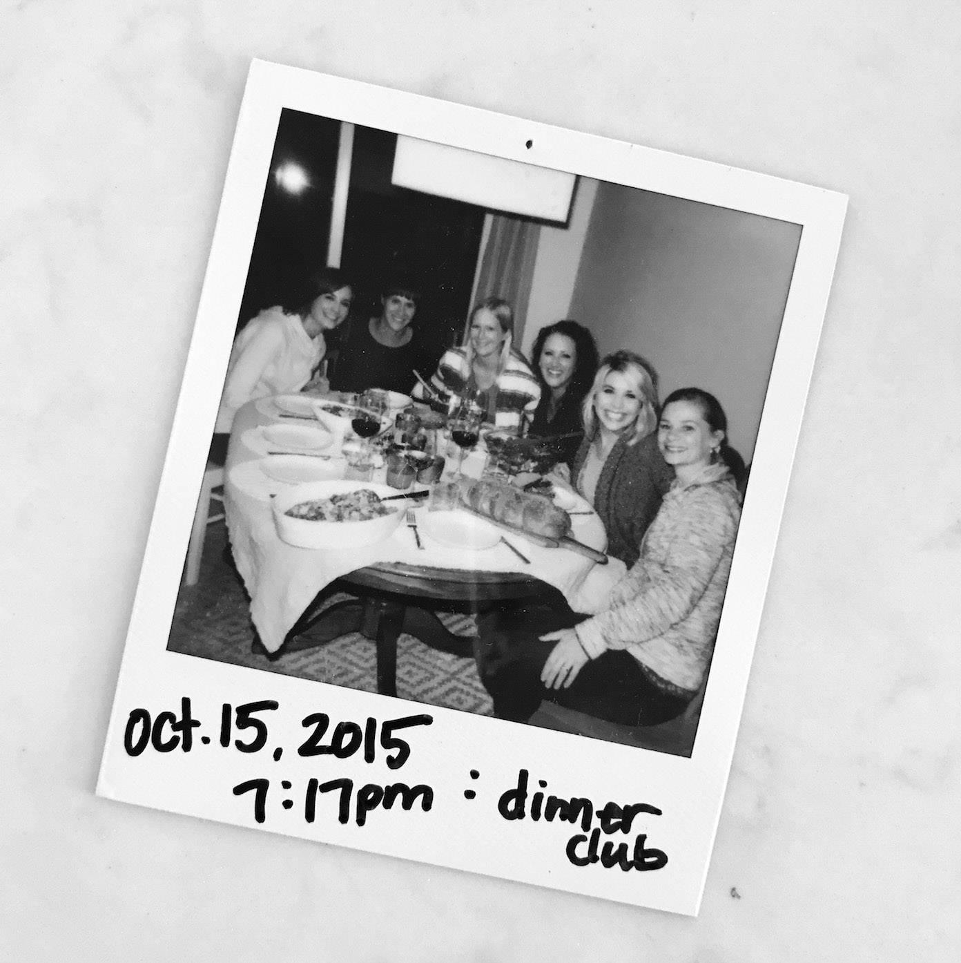 How Starting a Dinner Club Changed My Life   pinchofyum.com