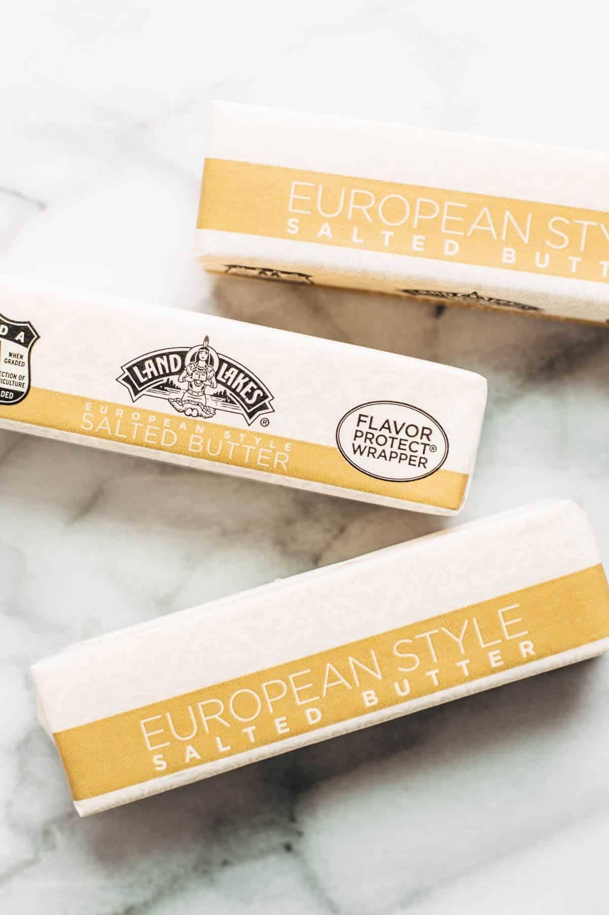Land o Lakes European Style Butter | pinchofyum.com