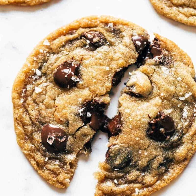 A picture of Favorite Browned Butter Chocolate Chip Cookies