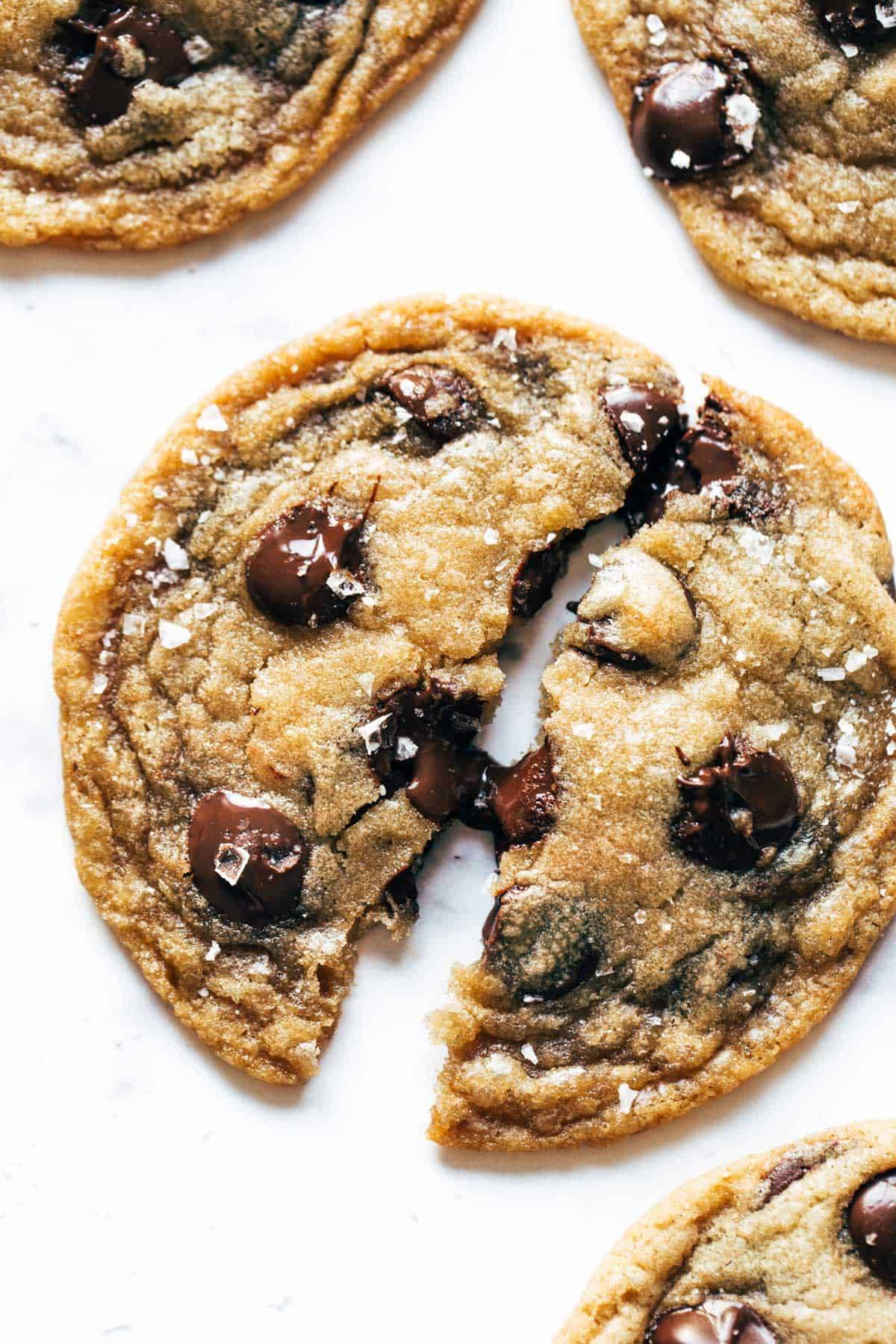 Favorite Browned Butter Chocolate Chip Cookies