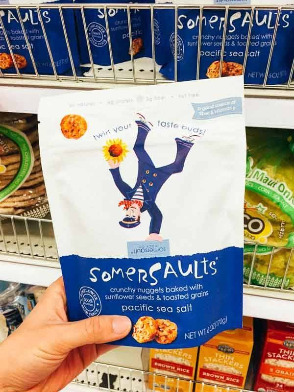 Grocery Shopping at Target - Somersaults
