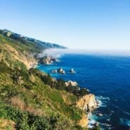 California Road Trip - Ten Must-See Places on Highway One
