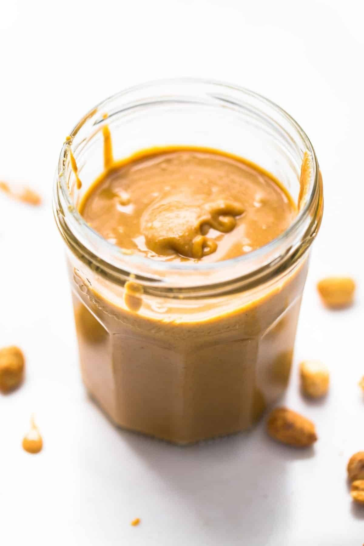 Food Processor To Make Peanut Butter
