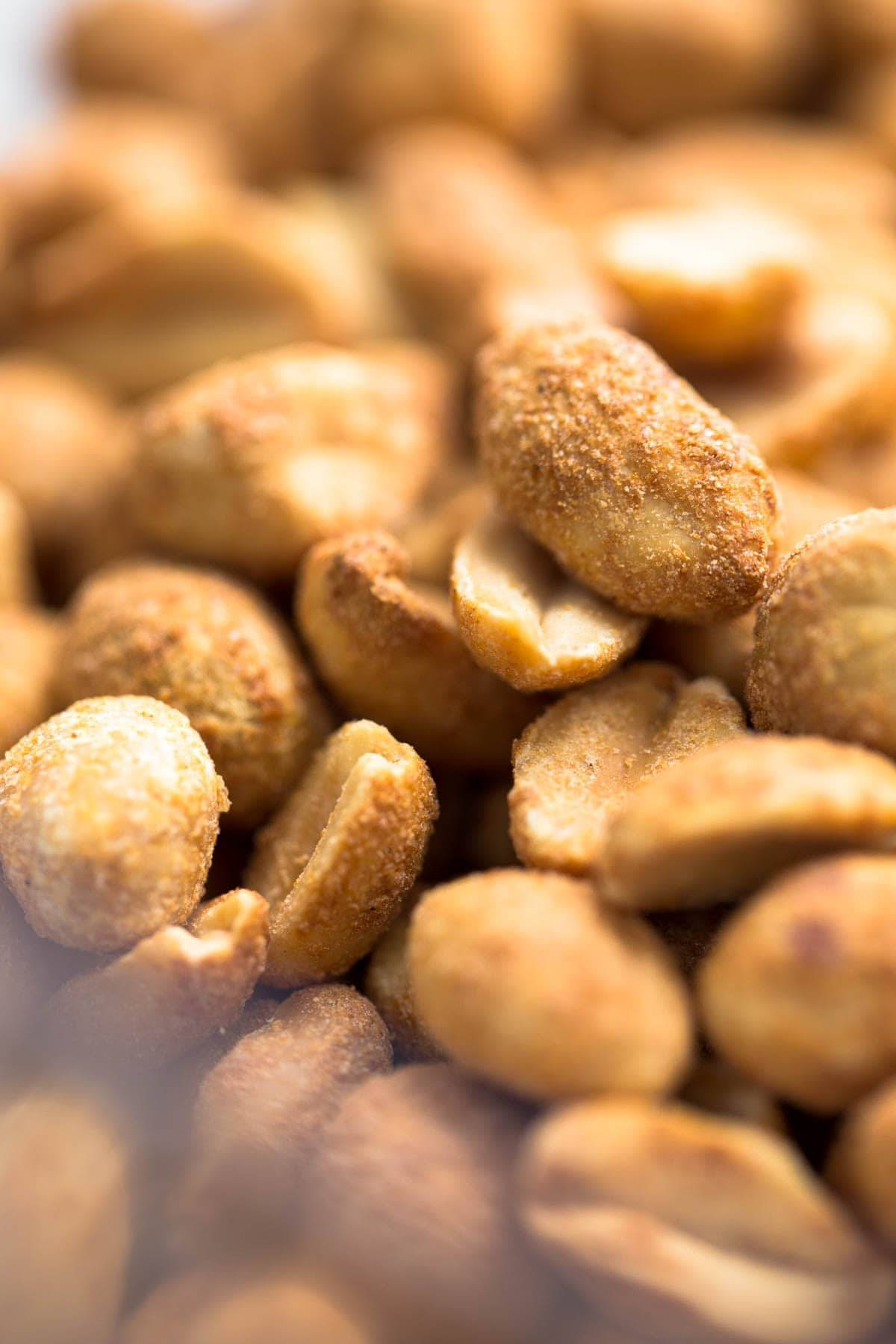 Peanuts for Homemade Peanut Butter