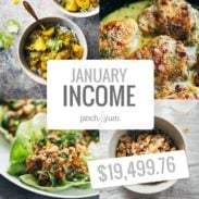 January Traffic and Income Report – $19,499.76