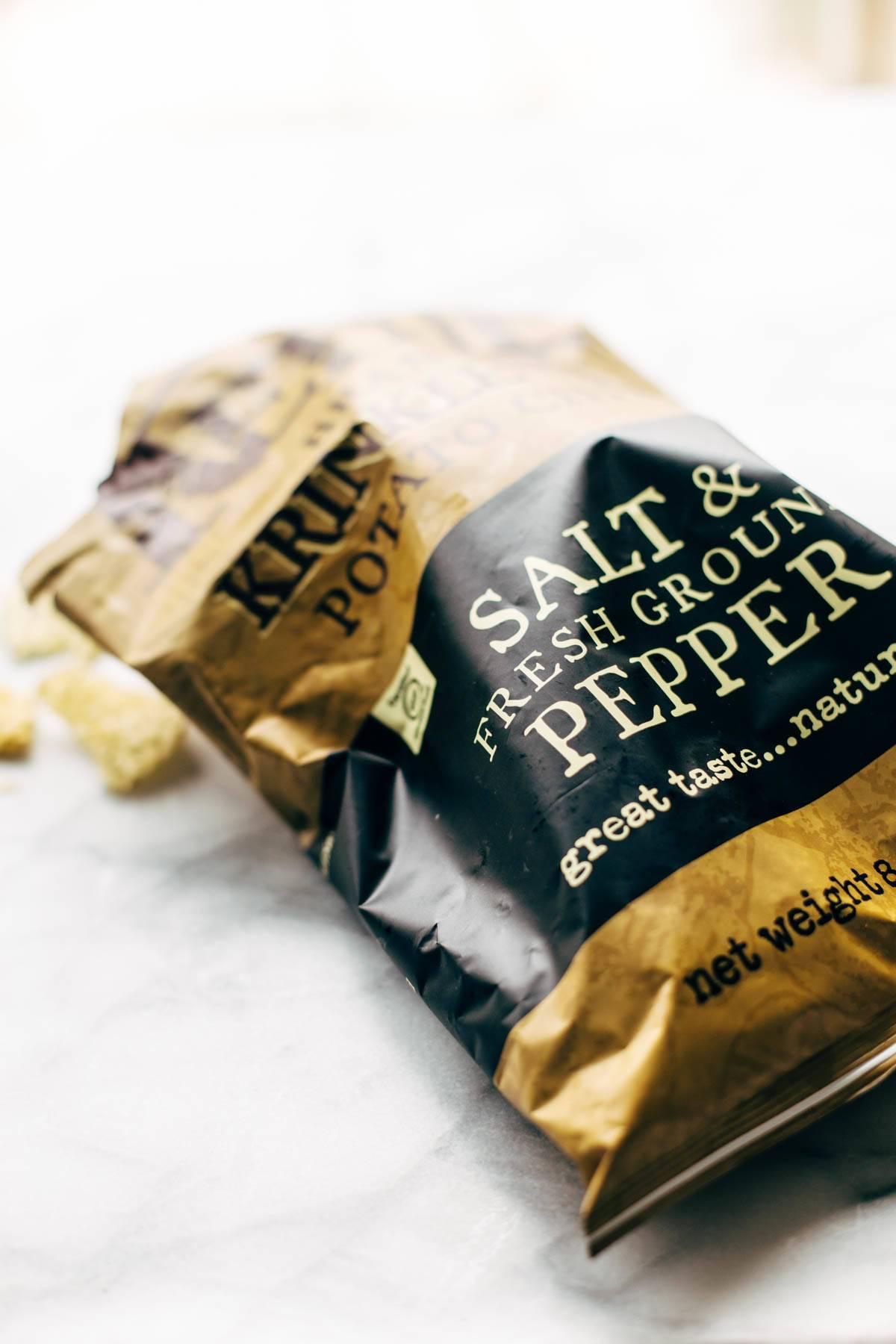 Kettle Chips | pinchofyum.com