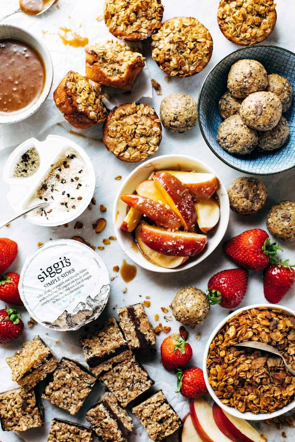 14 Low Sugar Snacks That Actually Kind Of Taste Like Dessert