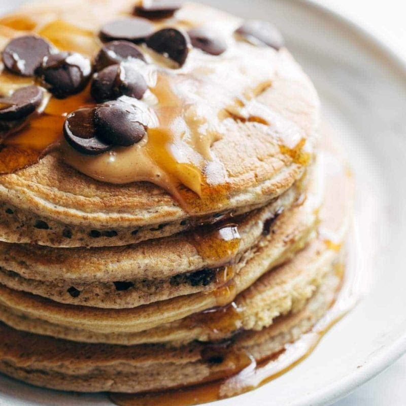 A picture of The Best Protein Pancakes