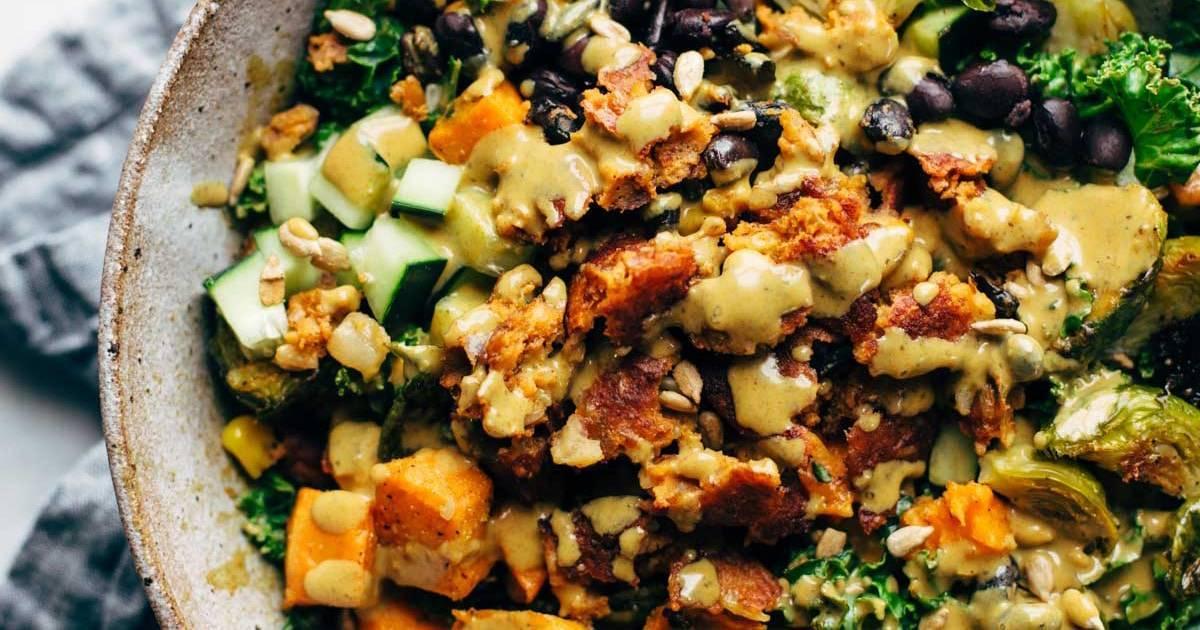Kitchen Sink Potato Salad