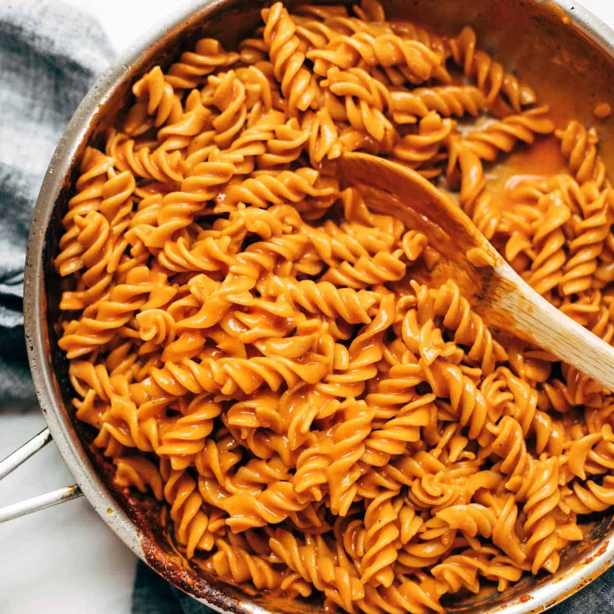 12 Easy Pasta Recipes Pinch Of Yum