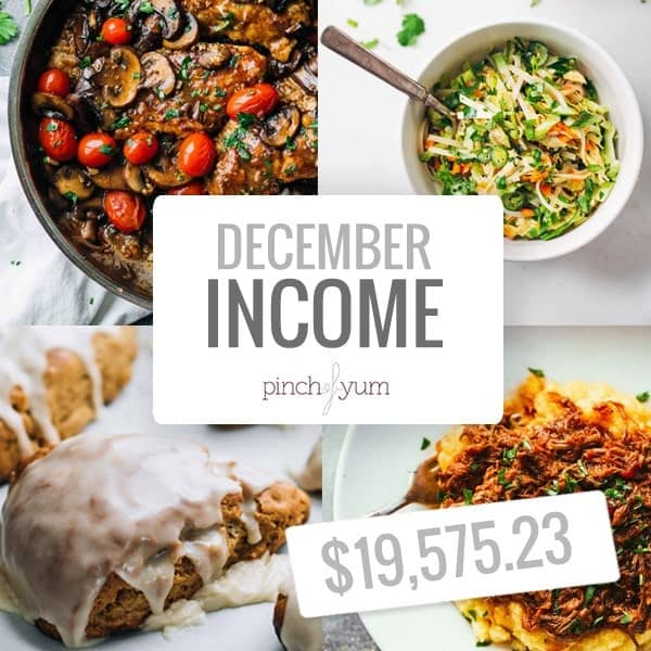 December Traffic and Income