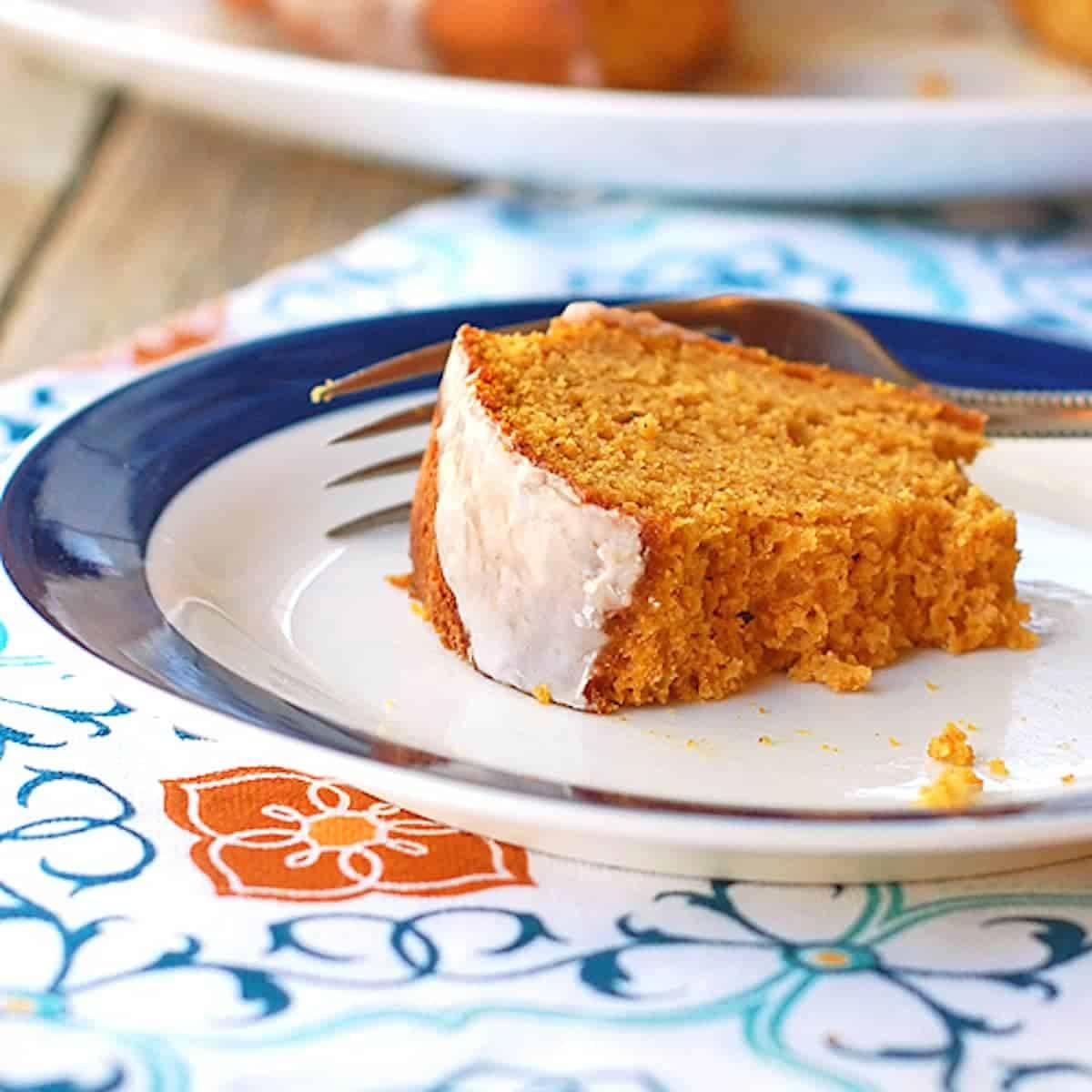 Classic Yellow Bundt Cake Recipe