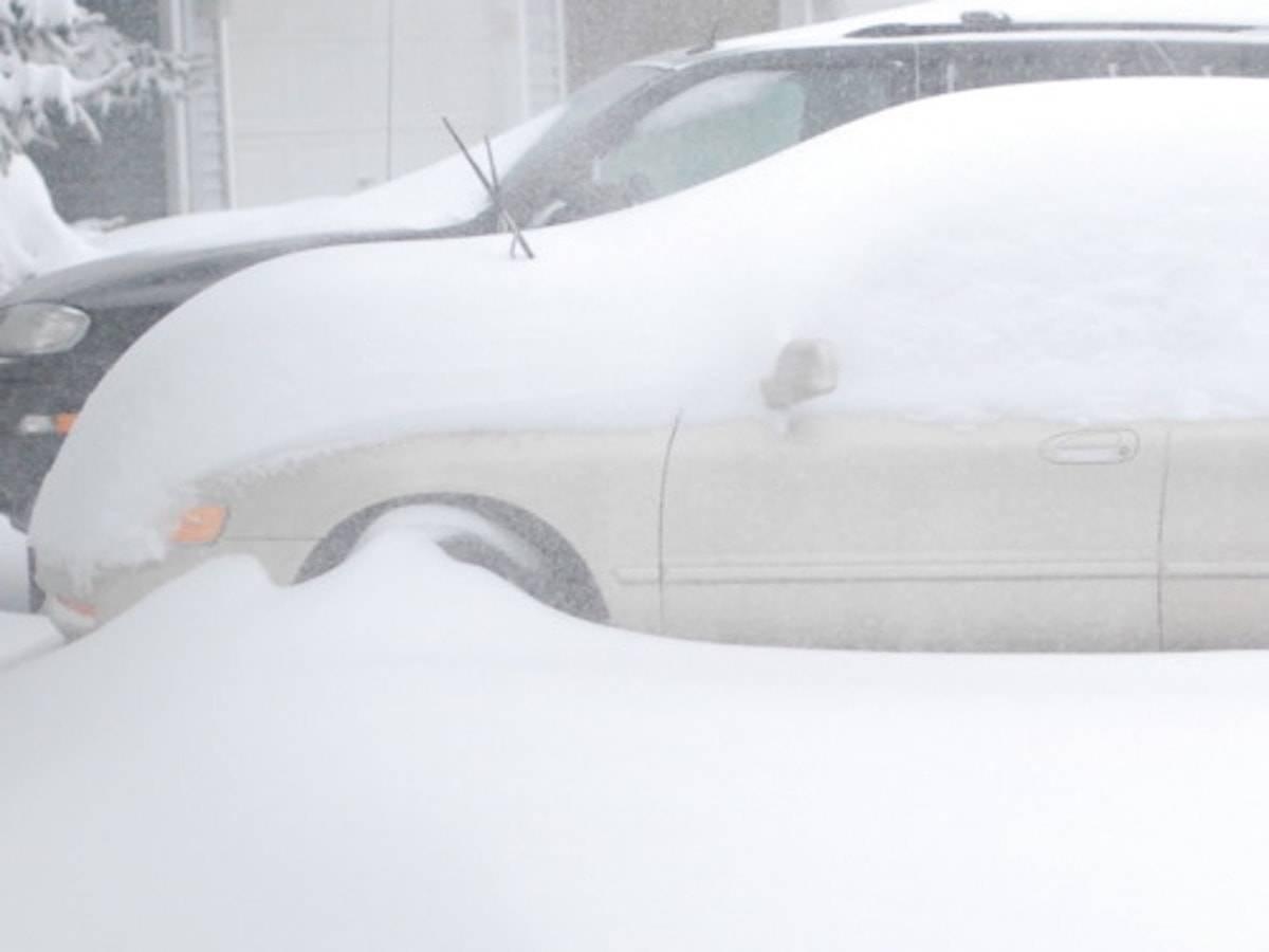 Minnesota Snow | pinchofyum.com